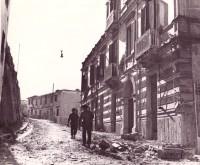 Minturno, britannici in paese nel 1944